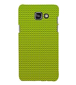 EPICCASE Dot pattern Mobile Back Case Cover For Samsung Galaxy A7 (2016) (Designer Case)