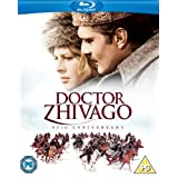 Doctor Zhivago [Blu-ray] [1965] [Region Free]by Omar Sharif