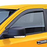 LT Sport SN#100000000309-201 For CHEVROLET C3500/K1500/K2500/K3500 Side Window Acrylic 2pcs Visor