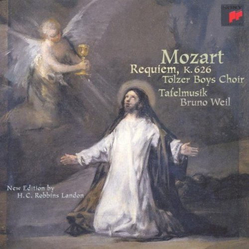 Mozart;Requiem Mass K.626