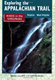 img - for Hikes in the Virginias (Exploring the Appalachian Trail) book / textbook / text book