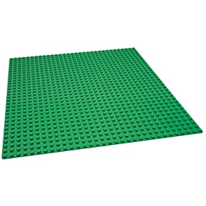 LEGO City Green Building Plate 626
