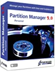 Partition Manager 9.0 Personal (PC DVD)