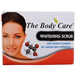 The Body Care Whitening Scrub 50grams