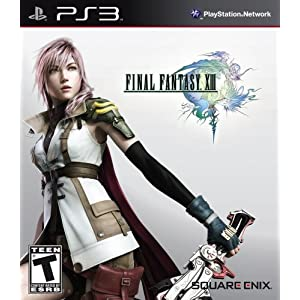 51oaDryLgEL. AA300  Final Fantasy XIII (PS3/XBOX 360)   $20 + Shipping