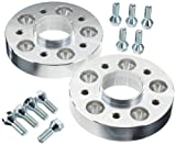 FK Automotive FK09330BZ Wheel Spacer FK 60 mm Wide System B for Mercedes Benz 190 Series / A Class / C Class / E Class