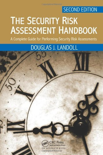 The Security Risk Assessment Handbook: A Complete Guide...