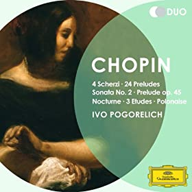 Chopin: 24 Pr�ludes, Op.28 - 8. in F sharp minor