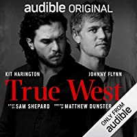 True West audio book