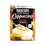 Nescafe Cappuccino Skinny 10 Sachets 180g