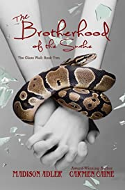 The Brotherhood of the Snake (The Glass Wall - A YA Urban Fantasy Romance)