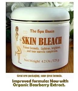 skin white bleaching cream potent formula