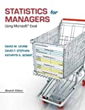 img - for Statistics for Managers Using Microsoft Excel (7th Edition) book / textbook / text book