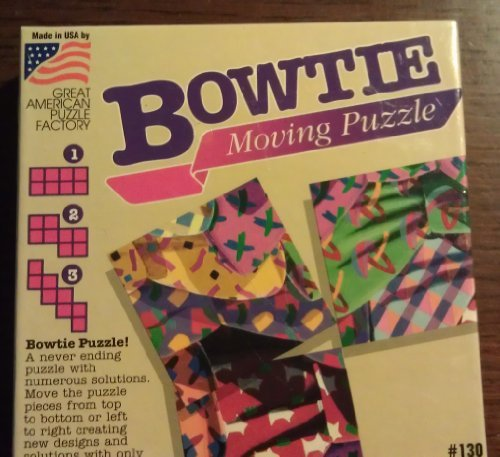 Bowtie Moving Puzzle #130