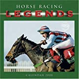 Street Hassle Publishing Ltd Horse Racing Legends Calendar 2008