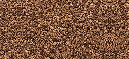 WOODLAND SCENICS B72 Ballast Fine Brown WOOU1472