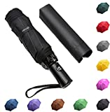 Fidus Reverse Inverted Compact Light Windproof Travel Car Golf Outdoor Umbrella - Auto Open Close
