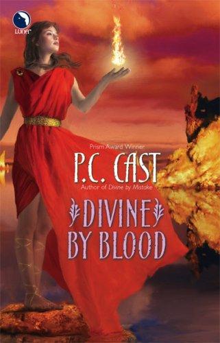 Image of Divine By Blood (Partholon Novels)