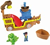 Fisher-Price Disney's Jake and The Never Land Pirates: Splashin' Bucky Bath Item