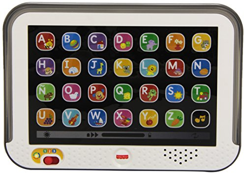 Fisher-Price - Mi primera tableta (Mattel CDG61)
