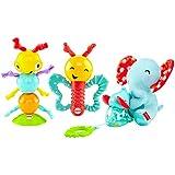 Fisher Price Wigglin Gigglin Gift Set, Multi Color