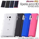 レイ・アウト Xperia acro HD docomo SO-03D/au IS12S用ソフトジャケット/クリアRT-SO03DC6/C