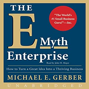 The E-Myth Enterprise Audiobook