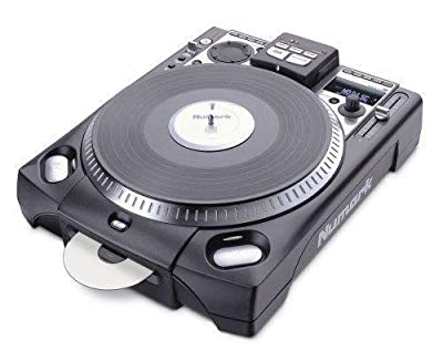 Numark CDX MP3-CD Turntable