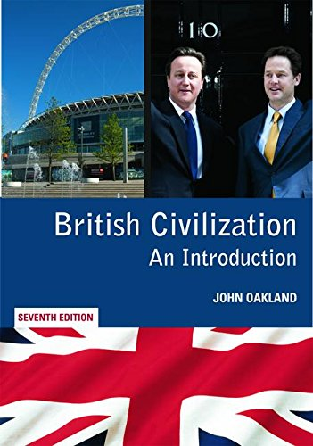 British Civilization: An Introduction, by John Oakland