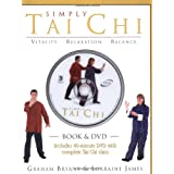 Simply Tai Chi [With DVD]by Graham Bryant