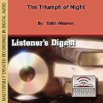 The Triumph of Night | Edith Wharton