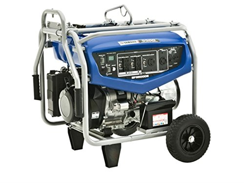 Yamaha ef5500de premium generator portable powers for Yamaha generator for sale