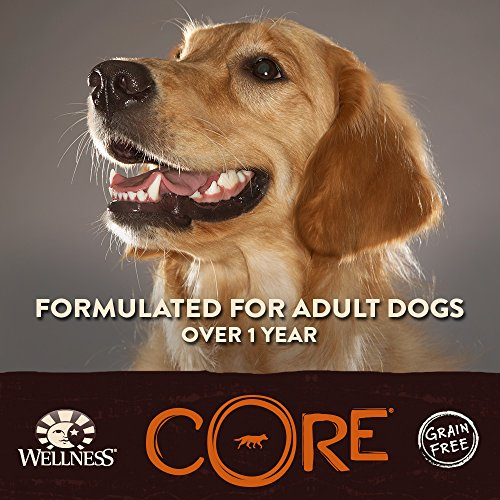 Wellness CORE Grain Free Weight Management Natural Wet Canned Dog Food, 12.5-Ounce Can (Pack of 12)_Image4