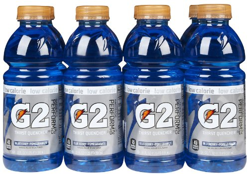 Gatorade G2 Blueberry Pomegranate, 20 oz, 8 ct