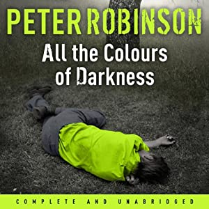 All the Colours of Darkness Audiobook