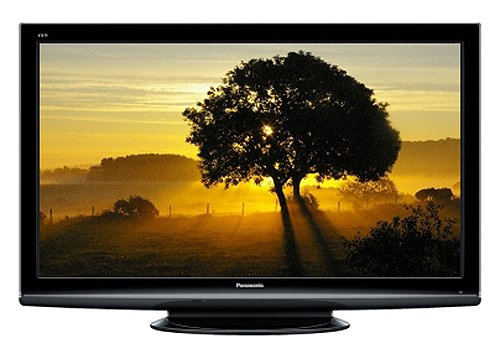 Panasonic TX-P50X10B 50-inch Widescreen HD Ready Plasma TV with Freeview