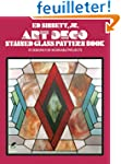 Art Deco Stained Glass Pattern Book:...