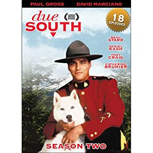 Due South: Season 2 [DVD] [1995] [Region 1] [US Import] [NTSC]