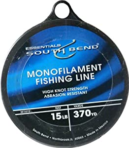 South Bend Monofilament Line, 30-Pound