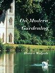 On Modern Gardening