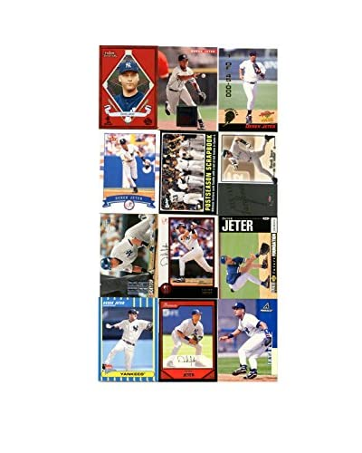Steiner Sports Memorabilia Derek Jeter Randomly Selected Trading Card