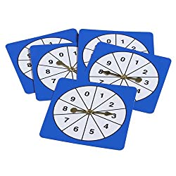 Number spinners at Amazon.com