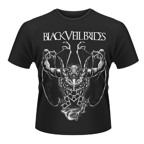 Black Veil Brides - Black Veil Brides Sacrifice, T-shirt da uomo, nero (black), M