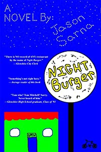 (FREE on 9/14) Night Burger by Jason Sarna - http://eBooksHabit.com