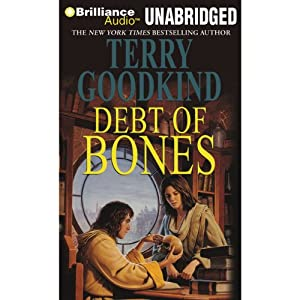 Debt of Bones Audiobook