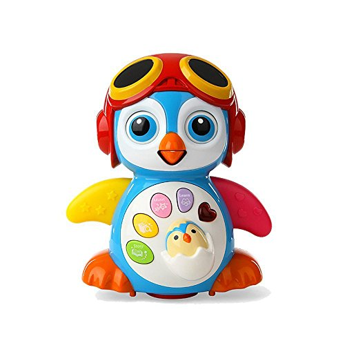 Richie Star Developmental Baby Toy, Colorful Cute Musical