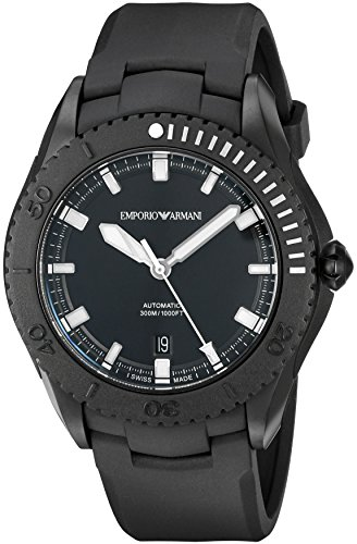 Emporio-Armani-Swiss-Made-Mens-ARS9005-Analog-Display-Swiss-Automatic-Black-Watch