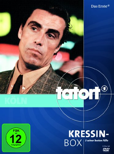 Tatort: Kressin-Box [3 DVDs]