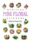 Old-Time Mini Floral Stickers (Dover...