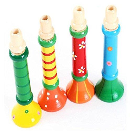 fami-musique-jouets-enfants-multi-couleur-bebe-trompette-en-bois-corne-hooter-instruments-multicolor